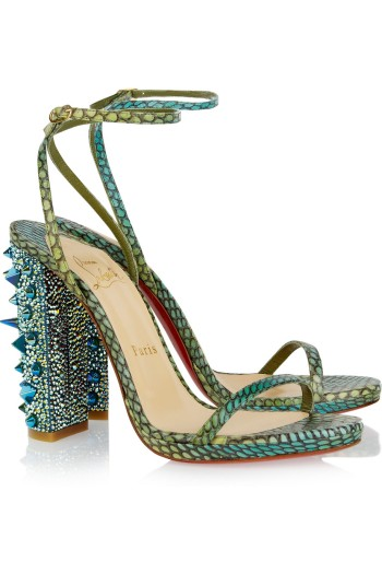 Christian Louboutin Palace 120 picture from christianlouboutin.com