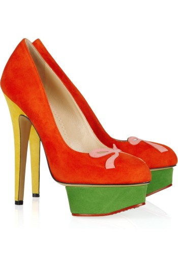 Charlotte Olympia Arabella Pumps picture from net-a-porter.com