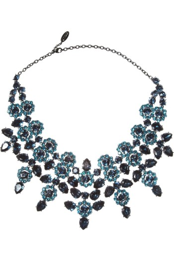 Roberto Cavalli Crystal Necklace picture from net-a-porter.com