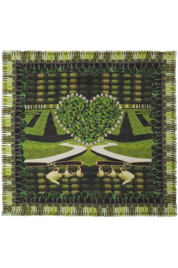 Mary Katrantzou Cartel Cashmere-blend Scarf picture from saksfifthavenue.com