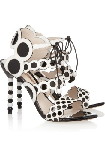 Sophia Webster Yayoi Sandals picture from net-a-porter.com