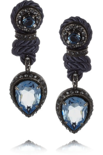 Lavin Crystal Earrings picture from net-a-porter.com