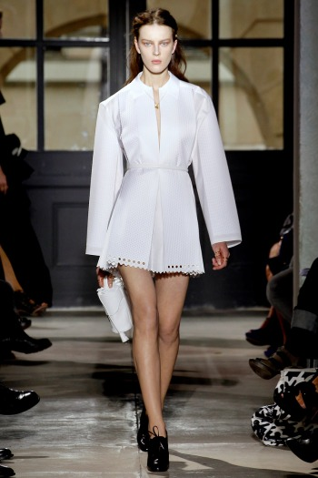 Balenciaga Spring 2013 Runway picture from vogue.com