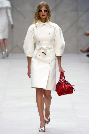 Burberry Prorsum Spring 2013 Runway picture from vogue.com