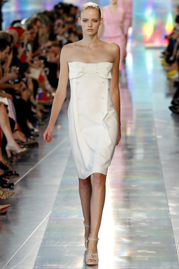 Christopher Kane Spring 2013 Runway picture from vogue.com