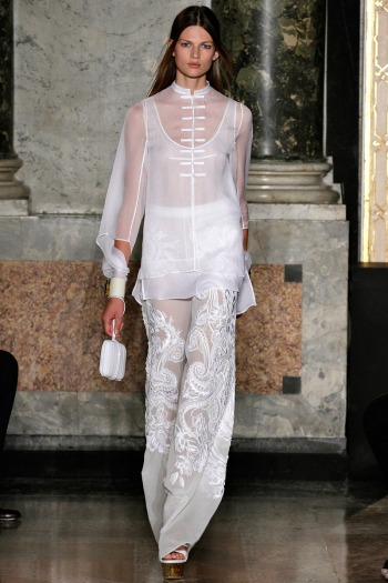 Emilio Pucci Spring 2013 Runway picture from vogue.com