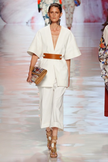 Etro Spring 2013 Runway picture from vogue.com