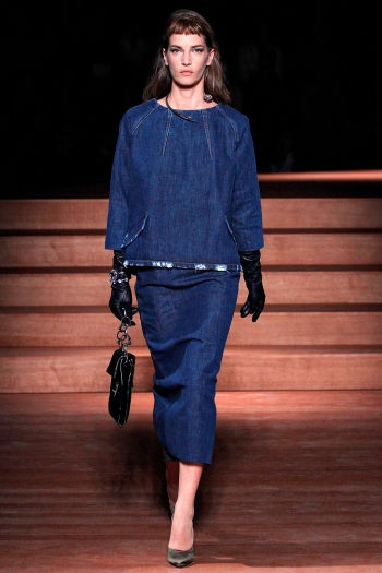 Miu Miu Spring 2013 Runway picture from vogue.com