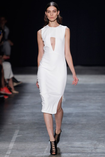 Narciso Rodruguez Spring 2013 Runway picture from vogue.com
