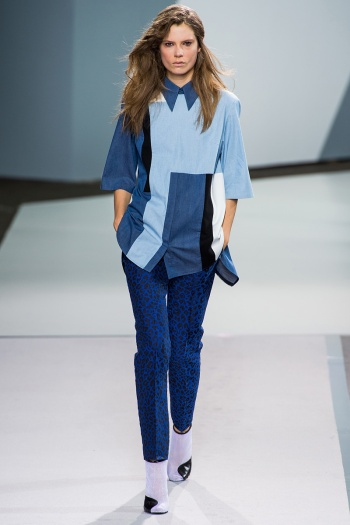 3.1 Phillip Lim Spring 2013 Runway picture from vogue.com