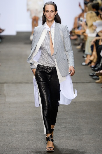 Rag and Bone Spring 2013 Runway picture from vogue.com