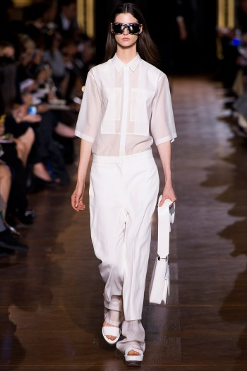 Stella McCartney Spring 2013 Runway picture from vogue.com