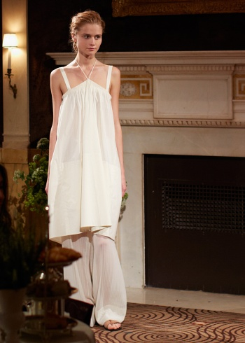 The Row Spring 2013 Runway picture from vogue.com