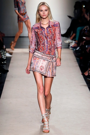 Isabel Marant Spring 2013 Runway picture from vogue.com
