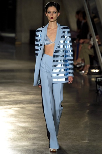 Jonathan Saunders Spring 2013 Runway picture from vogue.com