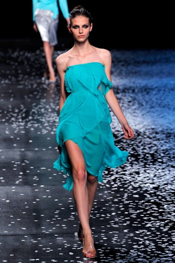Nina Ricci Spring 2013 Runway picture from vogue.com