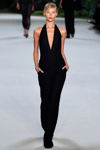 Akris Spring 2013 Runway picture from vogue.com