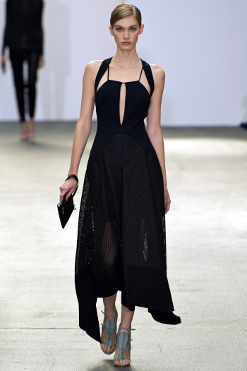 Antonio Berardi Spring 2013 Runway picture from vogue.com