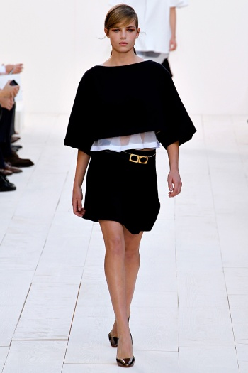 Chloe Spring 2013 Runway picture from vogue.com