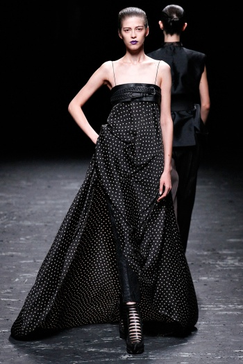 Haider Ackerman Spring 2013 Runway picture from vogue.com
