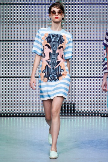 Holly Fulton Spring 2013 Runway picture from vogue.com