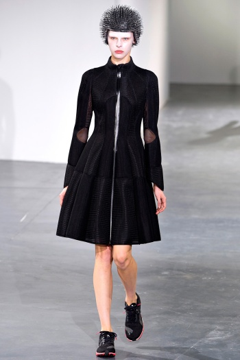 Junya Watanabe Spring 2013 Runway picture from vogue.com