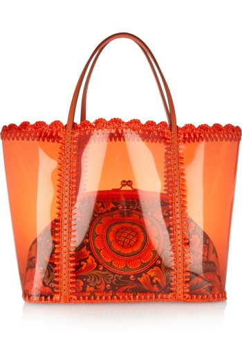 Dolce and Gabbana Miss Escape Tote picture from net-a-porter.com