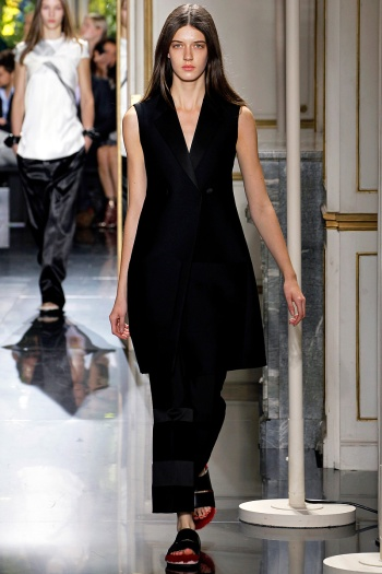 Celine Spring 2013 Runway picture from vogue.com