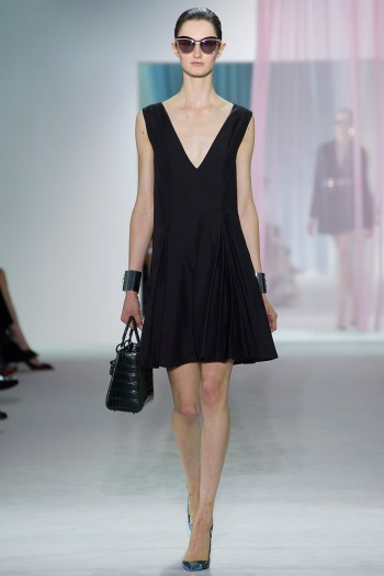 Christian Dior Spring 2013 Runway picture from vogue.com