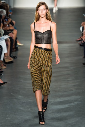 Derek Lam Spring 2013 Runway picture from vogue.com
