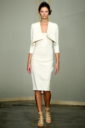 Donna Karan Spring 2013 Runway picture from vogue.com