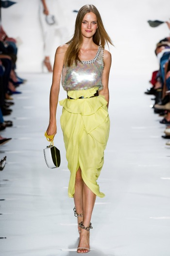 Diane van Furstenberg Spring 2013 Runway picture from vogue.com