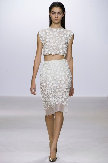 Giambattista Valli Spring 2013 Runway picture from vogue.com