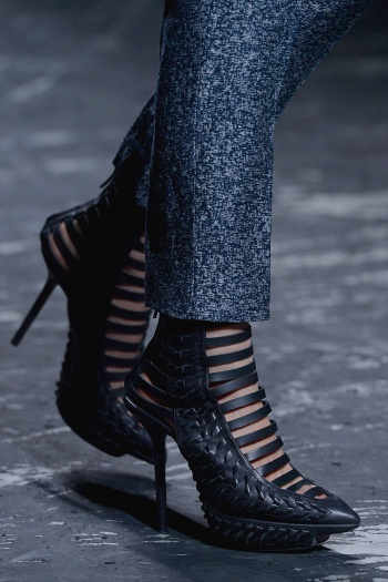 Haider Ackermann Spring 2013 Runway picture from vogue.com