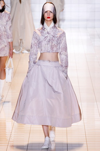 Rochas Spring 2013 Runway picture from vogue.com