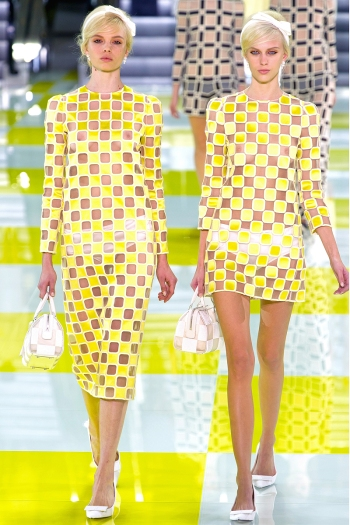 Louis Vuitton Spring 2013 Runway picture from vogue.com