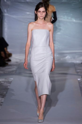 Maison Martin Margiela Spring 2013 Runway picture from vogue.com