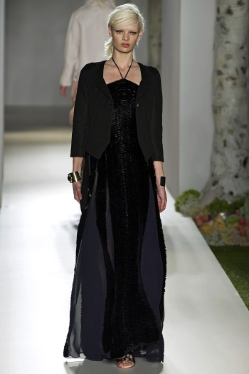 Mulberry Spring 2013 Runway picture from vogue.com