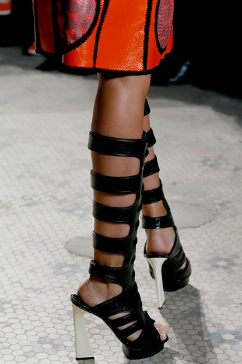 Proenza Schouler Spring 2013 Runway picture from vogue.com
