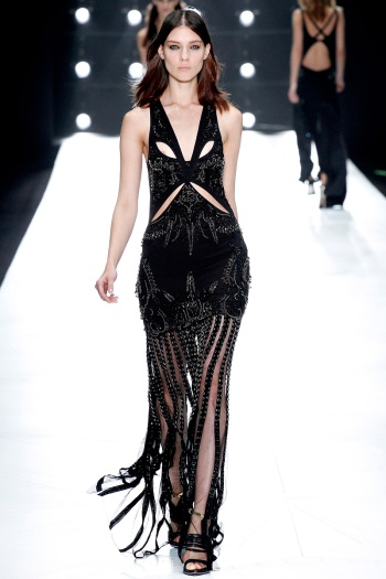 Roberto Cavalli Spring 2013 Runway picture from vogue.com