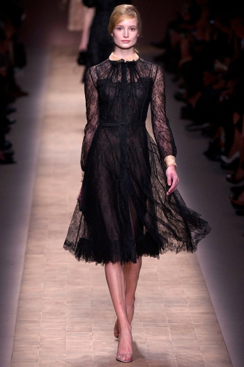 Valentino Spring 2013 Runway picture from vogue.com