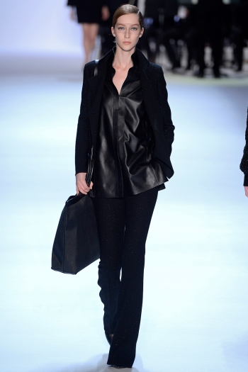 Akris Fall 2013 Runway picture from vogue.com