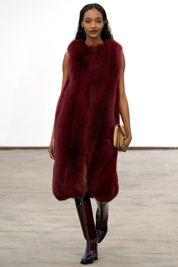 Derek Lam Fall 2013 Runway picture from vogue.com