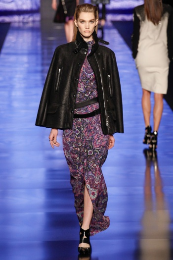 Etro Fall 2013 Runway picture from vogue.com