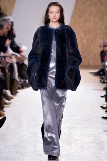 Maison Martin Margiela Fall 2013 Runway picture from vogue.com