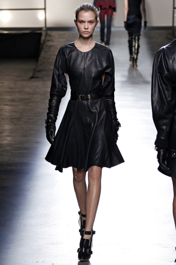Prabal Gurung Fall 2013 Runway picture from vogue.com