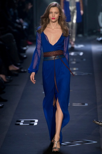Diane von Furstenberg Fall 2013 Runway picture from vogue.com