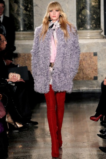 Emilio Pucci Fall 2013 Runway picture from vogue.com