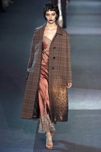 Louis Vuitton Fall 2013 Runway picture from vogue.com