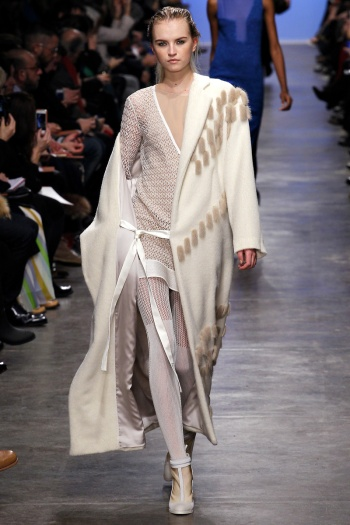 Missoni Fall 2013 Runway picture from vogue.com